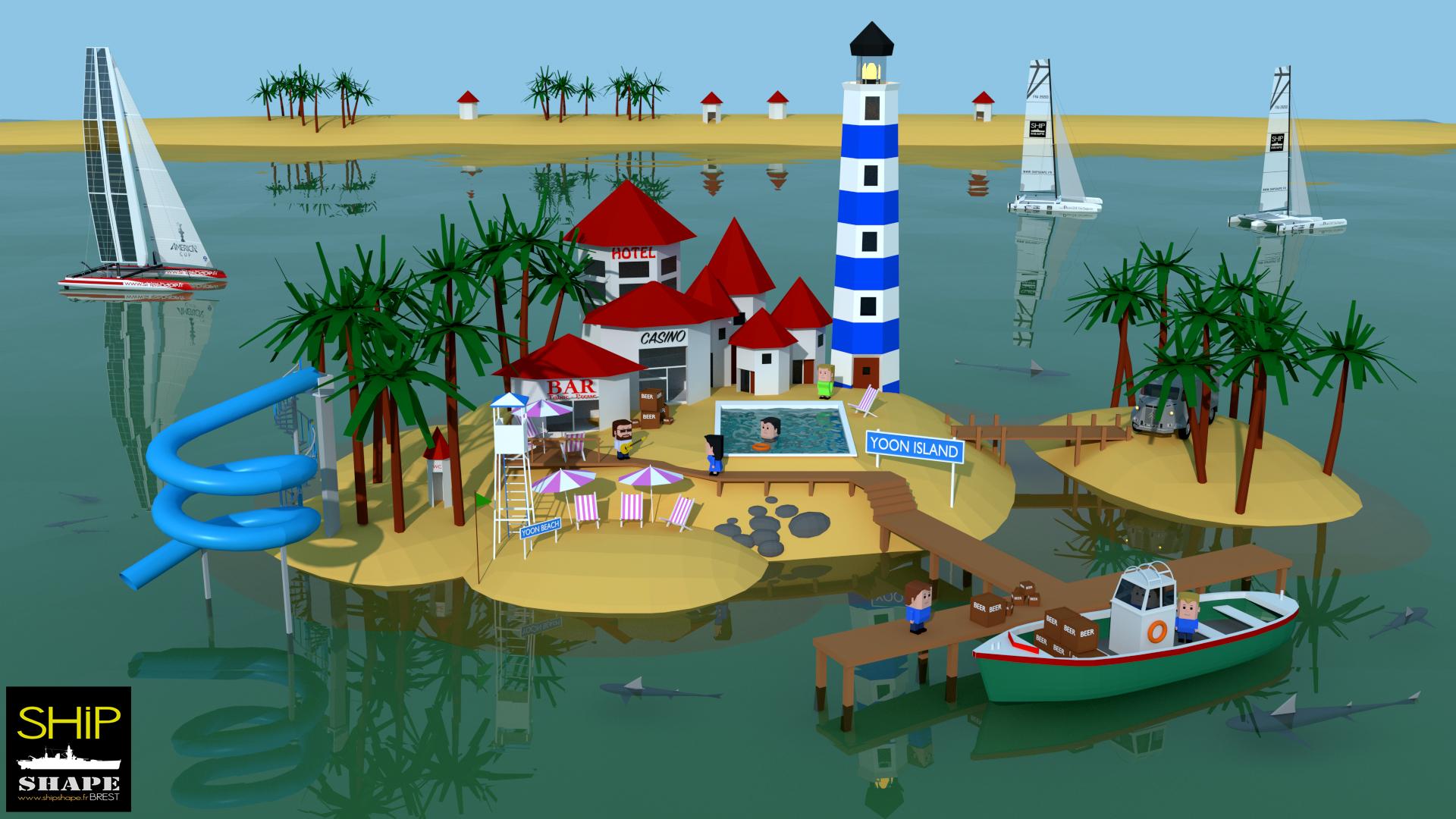 Fond-ecran-vacances-Shipshape