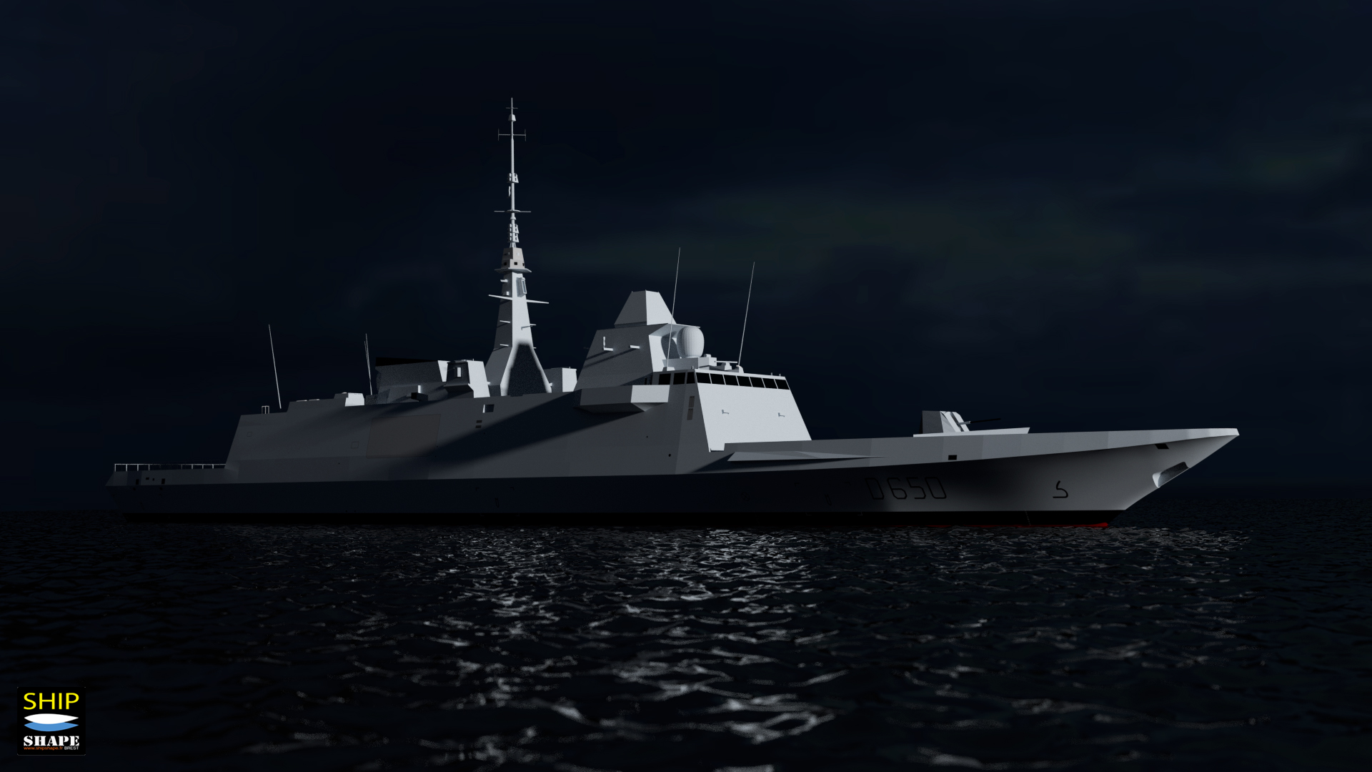 FREgate Multi-Missions de la Marine nationale
